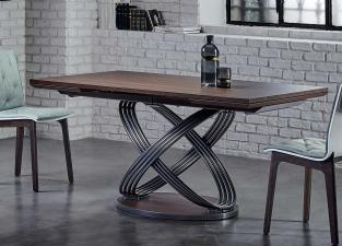 Bontempi Fusion Extending Dining Table