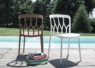 Bontempi Galaxy Dining Chair
