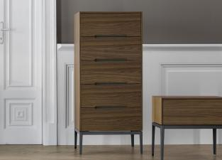 Bonaldo Gala Tall Chest of Drawers