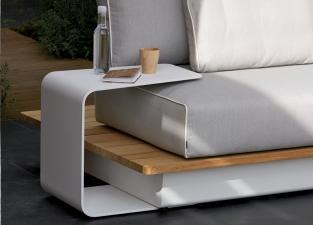 Manutti Gamma Garden Side Table