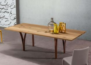 Bonaldo Gap Dining Table In Oak