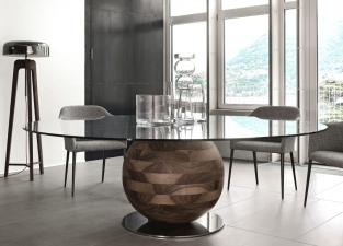 Porada Gheo Round Dining Table