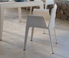 Giro Garden Chair With Arms