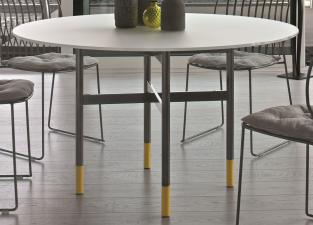 Bontempi Glamour Round Dining Table