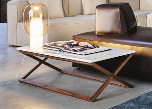 Vibieffe Glam Coffee Table