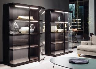 Lema Glance Display Cabinet