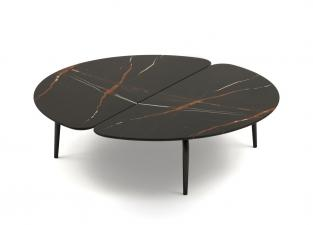 Zanotta Graphium Round Coffee Table
