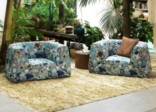 Missoni Home Gravita Armchair