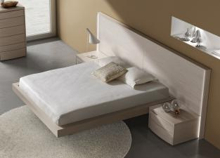 Halo Contemporary Bed