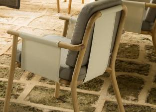 Hamp Garden Dining Chair