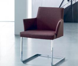 Bontempi Hisa Dining Chair With Arms