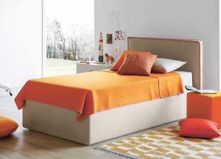Battistella Hug Single Storage Bed