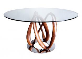 Porada Infinity Round Dining Table