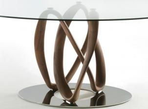 Porada Infinity Ellittico Dining Table