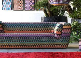 Missoni Home Inntil 3 Seat Sofa