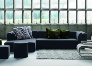 Missoni Home Inntil Corner Sofa