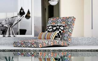 Missoni Home Jalamar Sun Lounger