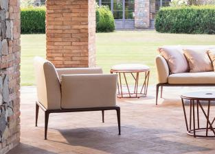 Joint Contemporary Garden Armchair
