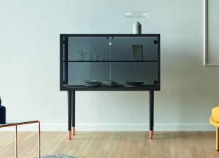 Miniforms Juno Glass Display Cabinet