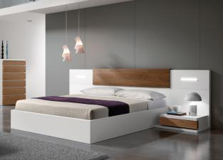 Kenjo King Size Storage Bed