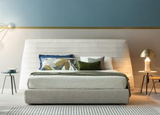 Bonaldo Kenobi Super King Size Bed
