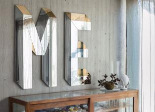 Mogg Letteronza Wall Mirror
