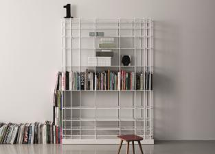 Saba Leyva Large Bookcase