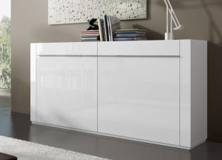 Light Sliding Door Sideboard