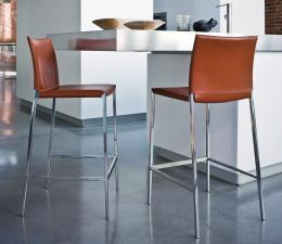 Zanotta Lio Bar Stool
