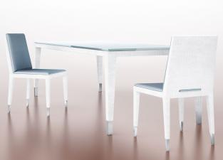 Smania Lipari Garden Table