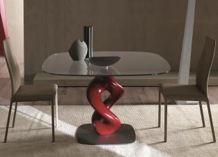 Ozzio Liquid Dining Table