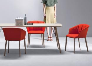 Zanotta Liza Dining Chair