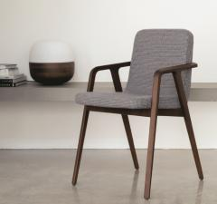 Porada Lolita Carver Dining Chair