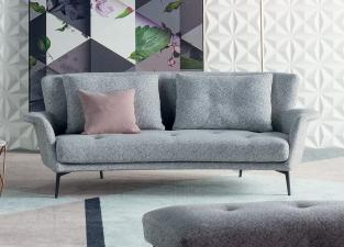 Bonaldo Lovy High Sofa