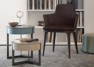 Lema Lucy Armchair/Dining Chair