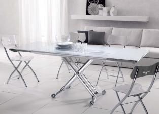 Ozzio Magic Transformable Table
