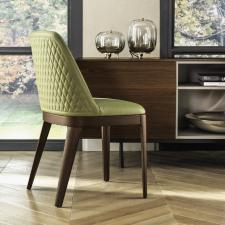 Bontempi Margot Dining Chair (Wood)