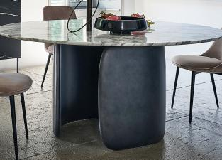 Bonaldo Mellow Round Dining Table
