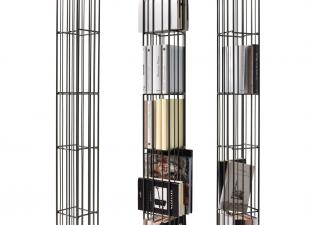 Mogg Metrica Tower Bookcase