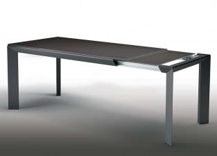 Ozzio Metro Extending Dining Table