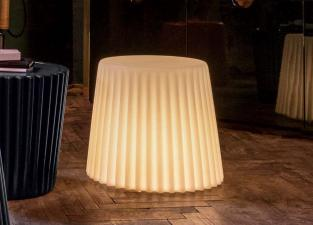 Bonaldo Muffin Light Table/Stool
