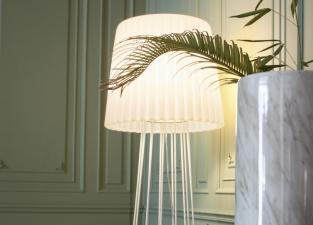 Bonaldo Muffin Lamp with Metal Frame