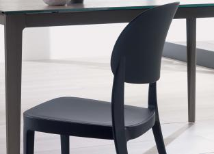 Ozzio Mia Dining Chair
