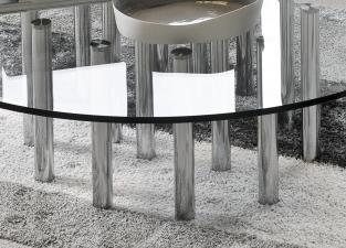 Bonaldo Mille Round Coffee Table