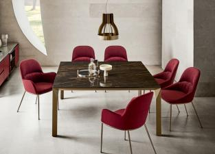 Bontempi Mirage Dining Table