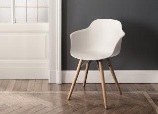 Bontempi Mood Dining Chair with Arms
