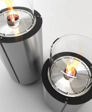 Decoflame Monaco Round Indoor/Outdoor Bioethanol Fire
