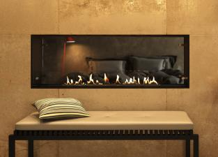 Decoflame Montreal Built In Bioethanol Fire