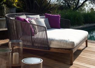 Tribu Mood Garden Daybed