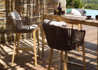 Tribu Mood Garden Bar Stool